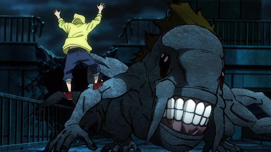 curse itadori jujutsu kaisen anime