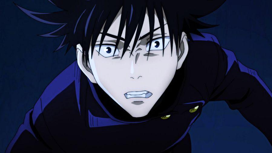 fushiguro jujutsu kaisen anime