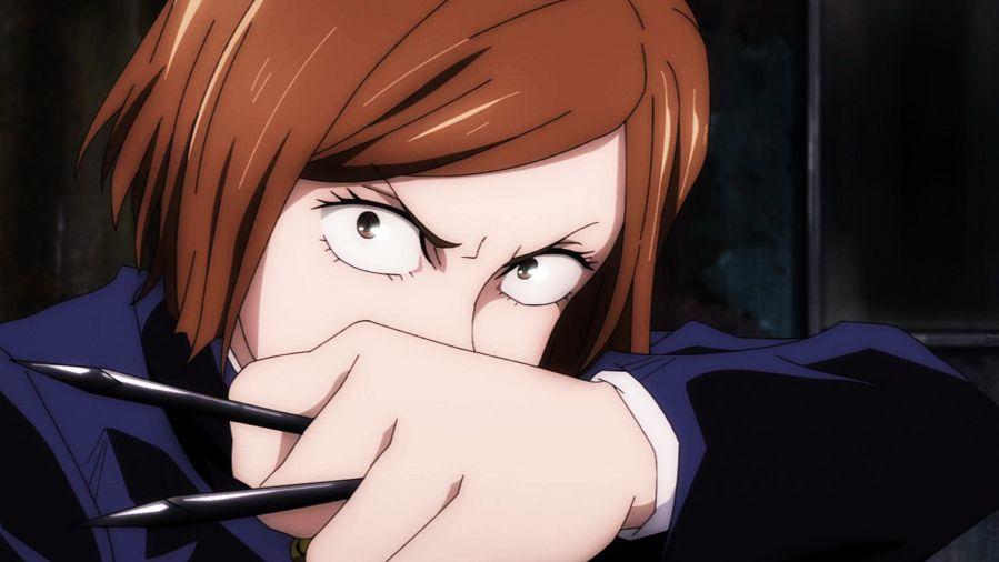 kugisaki nails jujutsu kaisen anime