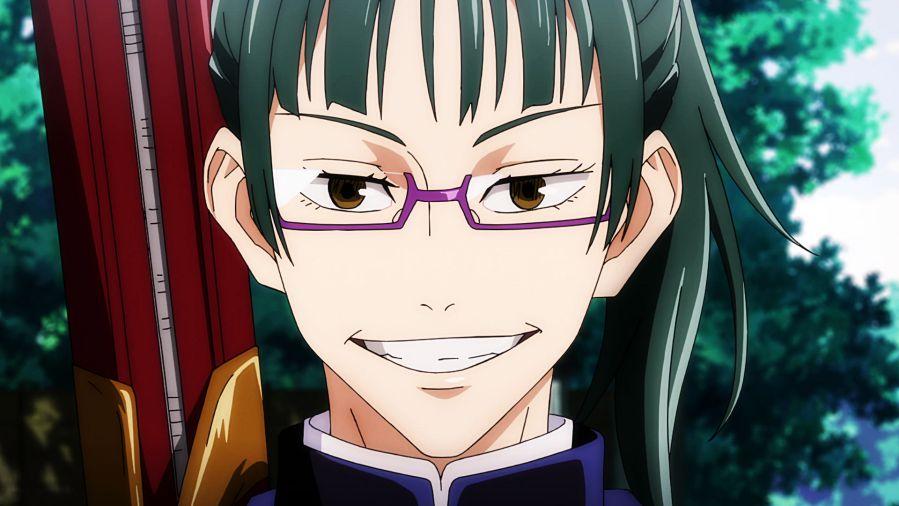 maki jujutsu kaisen anime