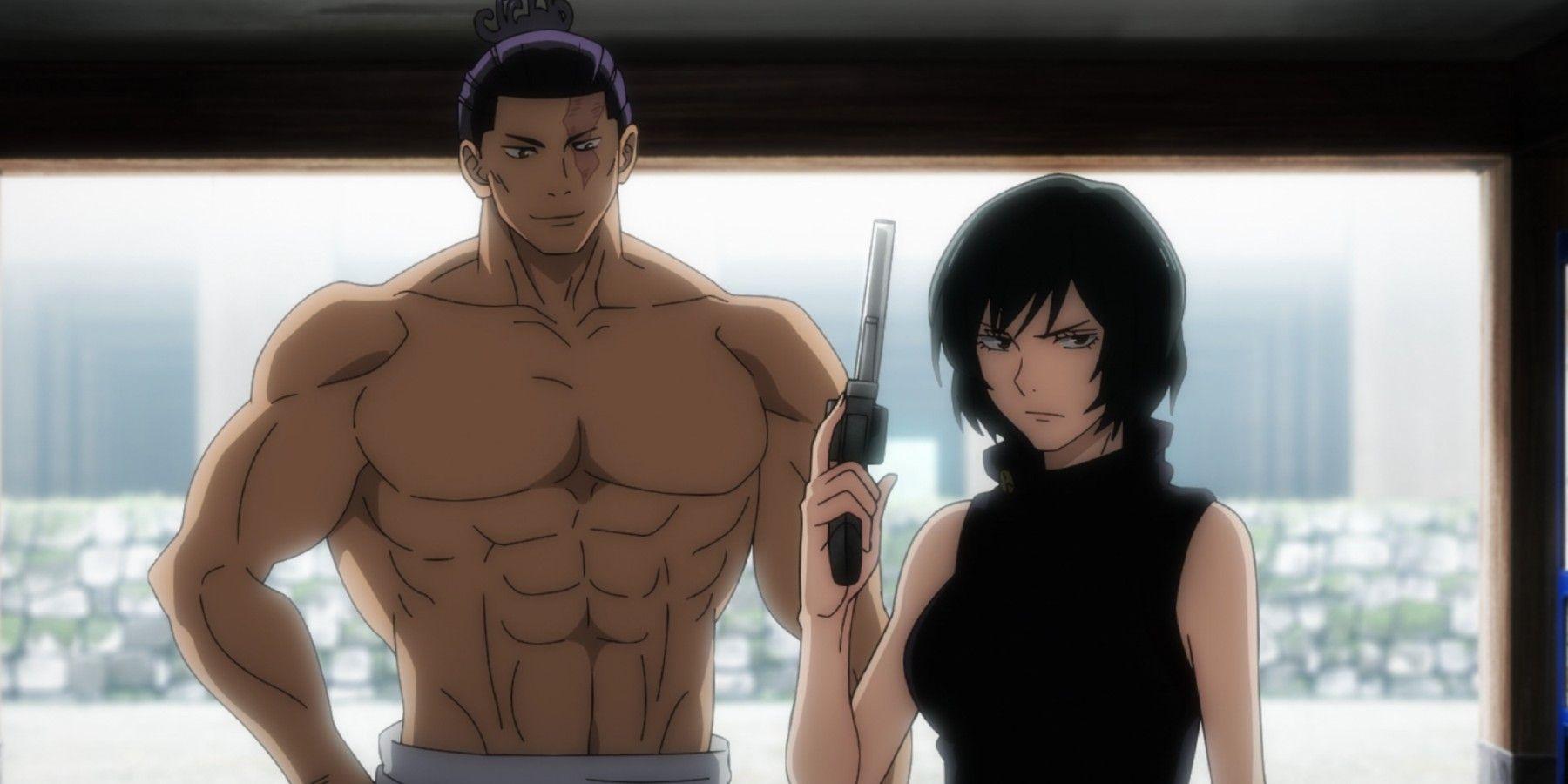 toudo jujutsu kaisen anime