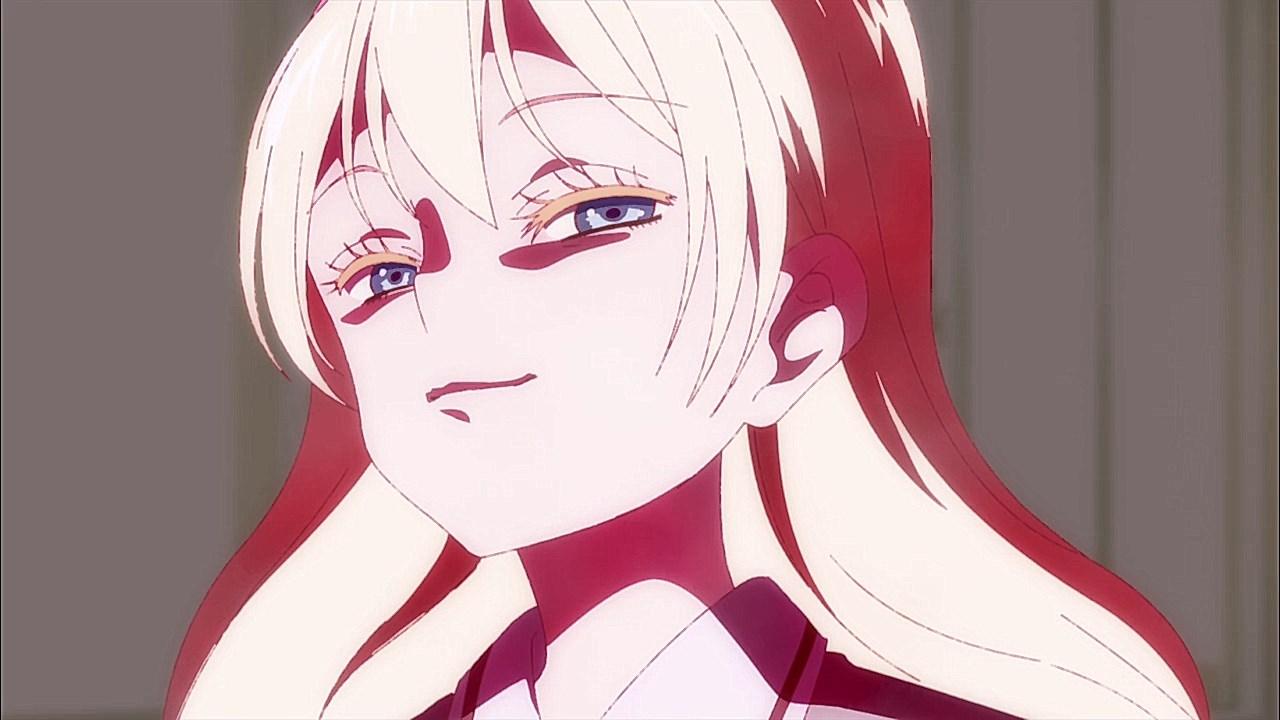 olivia smug asobi asobase anime